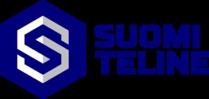 Suomiteline Logo vaaka_SININEN_RGB